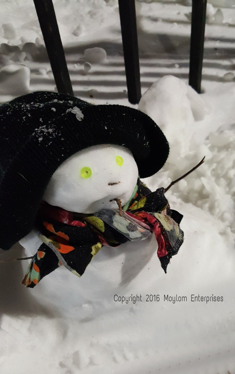 new age snowman