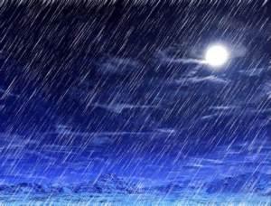 rain event